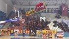 Galatasaray tribünlerinden Sefa Kalya ve Alpaslan Dikmen'e tezahürat