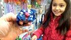 Pet Shop Dan Ponçiğe Yemek Kabı Tasma Ve Mama Almaya Geldik