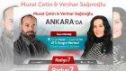 Venhar SAĞIROĞLU ve Murat ÇETİN 15 Ocak Pazar Günü Ankara Kitap Fuarında