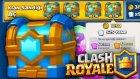 Klan Sandığı Açtım! - Clash Royale