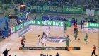 Panathinaikos 92-81 Anadolu Efes (Maç Özeti - 13 Ocak 2017)