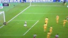 Andy Carroll'un Crystal Palace ağlarına attığı muhteşem gol