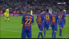 Barcelona 5-0 Las Palmas (Maç Özeti - 14 Ocak 2017)