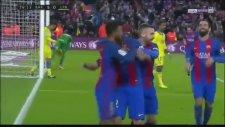 Barcelona 5-0 Las Palmas - Maç Özeti izle (14 Ocak 2017)