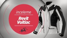 Revit Voltiac Motosiklet Mont İncelemesi | Four season hydratex motorcycle jacket
