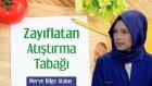 Zayıflatan Atıştırma Tabağı | Merve Bilge Atalay