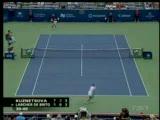 Kadın Teniscinin Acaip Çığlığı