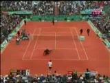 Roland Garros Finalinde Olay
