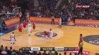 Arda Turan'dan Basketboll All Star Maçında Harika Üçlük Atış