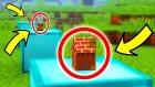 DÜNYANIN EN KÜÇÜK EVLERİ! (Minecraft)
