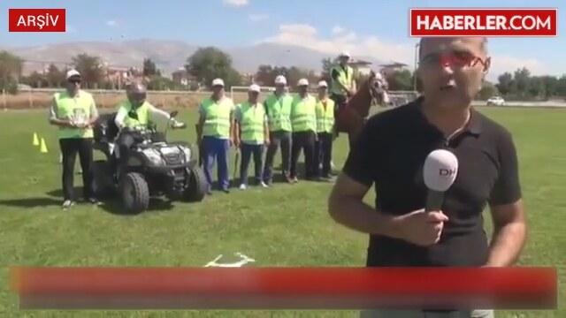 Türkler İnsansız Hava Aracını Kurban Kovalamak İçin Kullandı