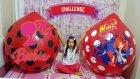 Barbie Ve Winx Dolu DEV Balonları Patlatıyoruz !! En Güzel Oyuncak Challenge