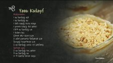 Nohutlu Tarhana Çorbası ve Yassı Kadayıf Tarifleri - Arda'nın Mutfağı