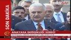 Başbakan Yıldırım'dan ' Erken Seçim' Açıklaması