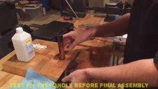 Bıçak Yapımı - Japon Nakiri