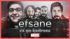 Efsane Kadro Cs:go Unlost, Glaxy, Thetabetaplays, Şizo #1