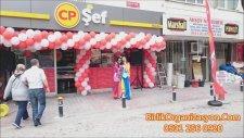 Açılış Organizasyonu İstanbul  0531 256 0920 www.birlikorganizasyon.com - Balon Süsleme -Ses Sistemi