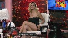 Giselle Gomez'in Sharon Stone Hareketi Ekrana Çiviledi