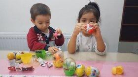 YENİ Sürpriz Yumurta Açma | Sürpriz Yumurta izle - Yeni Oyuncak ve Yumurtalar Kinder Surprise Eggs