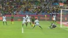 Aboubakar'ın Gine Bissau maçında kaçırdığı gol