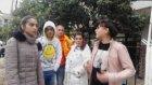 Çocuklarının Gözü Önünde Başına Tornavida Sapladılar