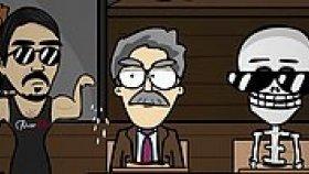 Nusret Çılgınlığı Yerli Animasyonda!