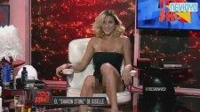 Sharon Stone Hareketi Ekrana Çiviledi
