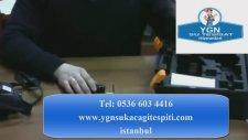 Su Kaçağı Tespiti - Tel:05366034416 - Su Sızıntısı Tespiti - Su Kaçak Bulma