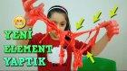 Melike Öyle Bir Slime Yaptıki Nerdeyse Yeni Bir Element Bulduk ! Sliment