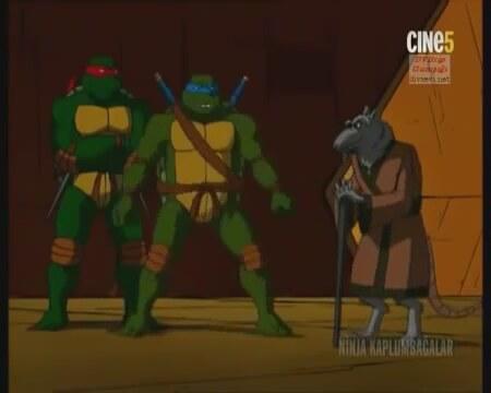 Ninja Kaplumbağalar 13bölüm Izlesenecom