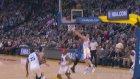 Russell Westbrook'tan Warriors'a karşı triple-double performansı!