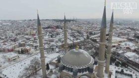Selimiye Camisi'ni 2016'da 1,5 Milyon Kişi Ziyaret Etti