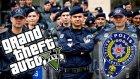Türk Polisi Modu ! - Gta V Modları - Burak Oyunda