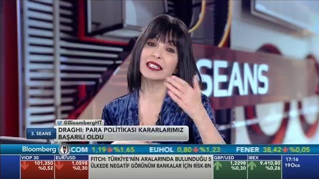 19.01.2017 - Bloomberg HT - 3. Seans - GCM Menkul Kıymetler Araştırma Müdürü Dr. Tuğberk Çitilci