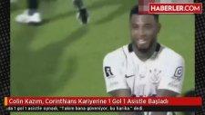 Colin Kazım Corinthians Kariyerine 1 Gol 1 Asistle Başladı