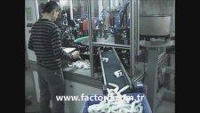 Factorh Otomasyon Stublina Pvc Pencere Kolu Montaj Makinası