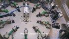 Factorh Otomasyon Yelken Üst Kanat Menteşe Montaj Makinesi