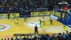 Fenerbahçe 84-63 Panathinaikos (Maç Özeti - 19 Ocak 2017)