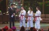 Karateci Gizem Şahin'in Beyaz'ı Dumur Eden Lafı