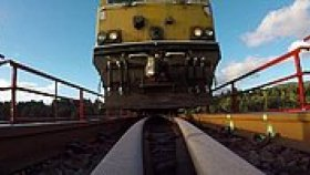 Tren Raylarına Go-Pro Yerleştirmek