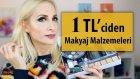 1 Milyoncu' Dan Makyaj Malzemeleri Ve Sohbetli Uygulama | Sebile Ölmez