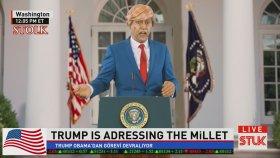 Başkan Trump - Yemin Töreni Konuşması - STOLK