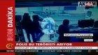 Esenyurt'taki Teröristin Kaçma Anı