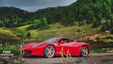 Kiralık Ferrari 458 ile Kaza Yapmak!