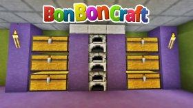 Renkli Sandık Odası ? | Bonboncraft Türkçe | Bölüm 22 - Oyun Portal