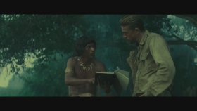 The Lost City of Z (2017) Fragman