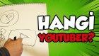 Hangi Türk Youtuber'ı Çizdim? - Pictionary Oynadık