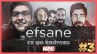 Efsane Kadro Cs:go Unlost, Glaxy, Thetabetaplays, Şizo #3