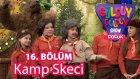 Güldüy Güldüy Show Çocuk 16. Bölüm, Kamp Skeci