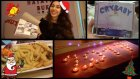 Vlog| Yılbaşı Süsleri ve Hediyeleri, Akasya, Okul..